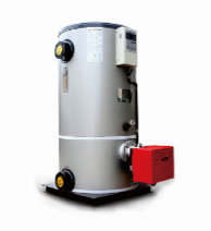 立式热水锅炉