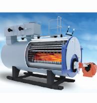 卧式热水锅炉