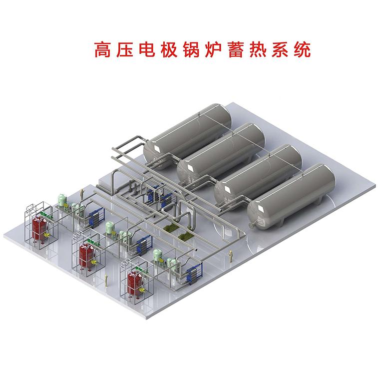高压电极bob电竞app蓄热系统